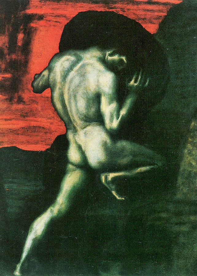 Franz_Von_Stuck_-_Sisyphus