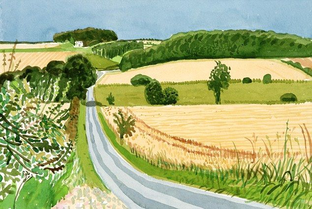 38d2a64359e65e171ac648040c4f25bd--david-hockney-landscape-yorkshire