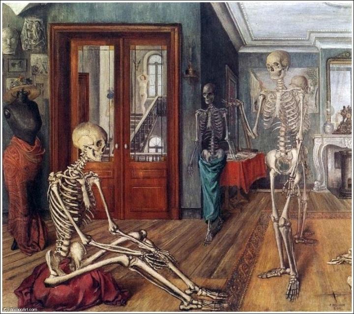 Les grands squelettes