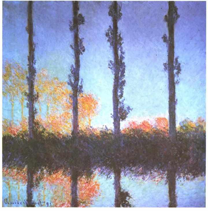 Monet_-_Pappeln_-_1991
