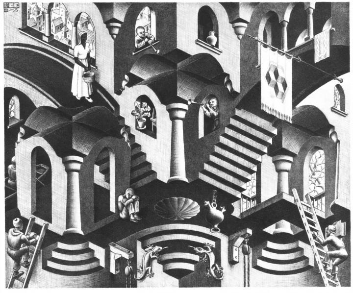 Métamorphose-du-monde-Maurits-Cornelis-Escher-1940-5