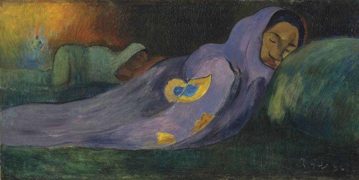 Gauguin_-_Moe_Moea
