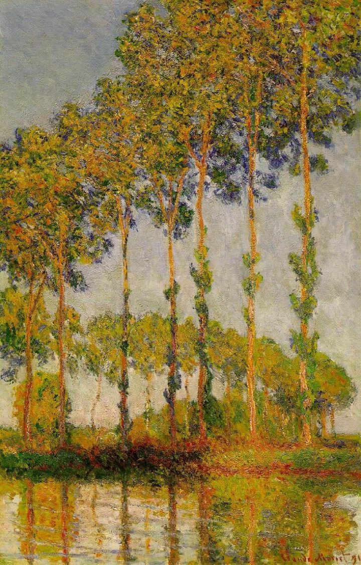 Monet_Poplars-row-in-autumn_W1293