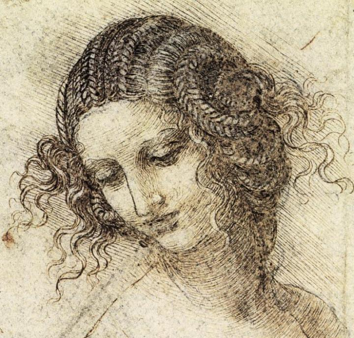 Study_for_the_Head_of_Leda